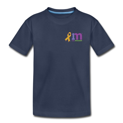 Special Edition: Gold Ribbon Kid's T-Shirt - Kids' Premium T-Shirt