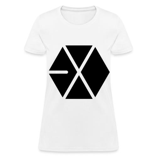 Exo Logo - Women's T-Shirt