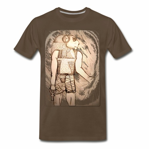 Lord of the Lion Men - Men's Premium T-Shirt