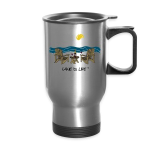 Adirondack Chairs - Travel Mug - Travel Mug