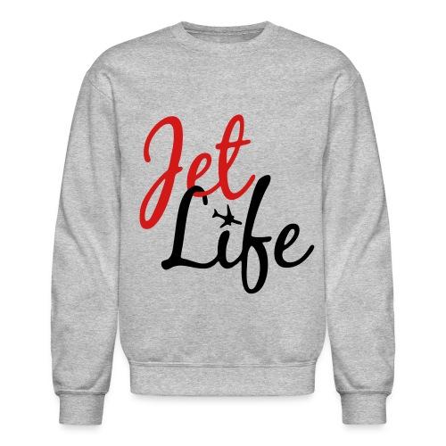 Jet Life Crew neck - Crewneck Sweatshirt