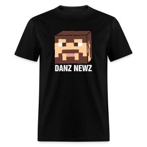 Danz Newz T-Shirt - Men's T-Shirt