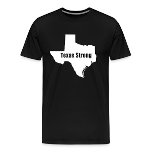 Texas Strong T-Shirt - Men's Premium T-Shirt