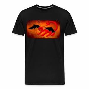 Manticore Petroglyph B - Men's Premium T-Shirt