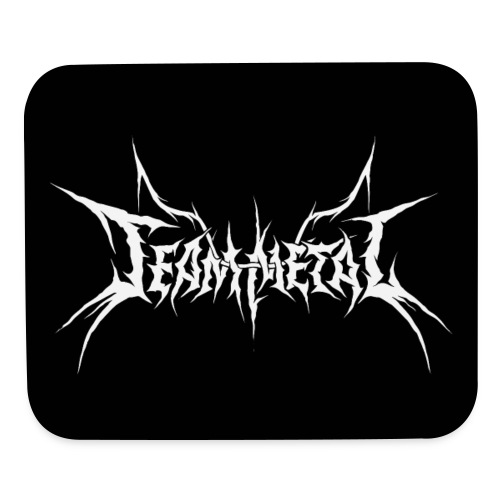 Team Metal Mousepad - Mouse pad Horizontal