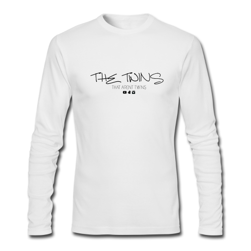 ChesBros Long Sleeve #2 White Edition - Men's Long Sleeve T-Shirt by Next Level