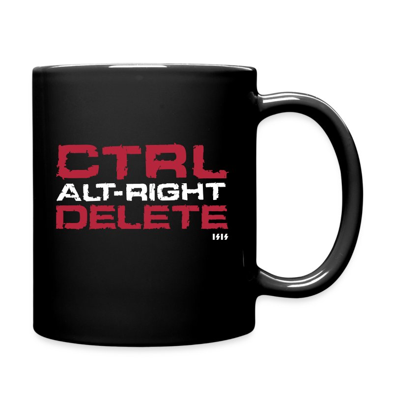 Ctrl-Alt-Right-Delete Mug - Full Color Mug