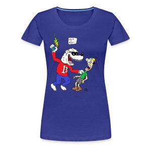 iceescream - Women's Premium T-Shirt