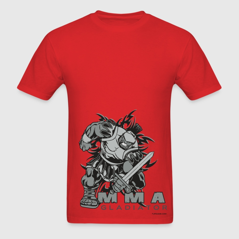 MMA Gladiator T-Shirts - Men's T-Shirt