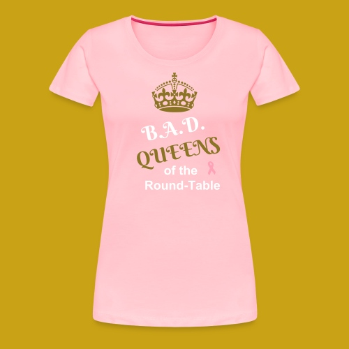 Special for Breast Cancer Awareness Month - Women's Premium T-Shirt