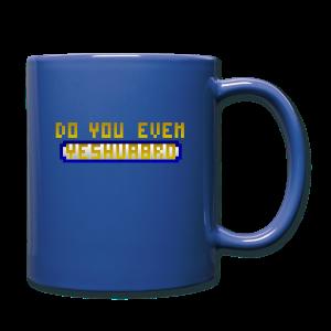 Do You Even Yeshuabro Mug - Full Color Mug