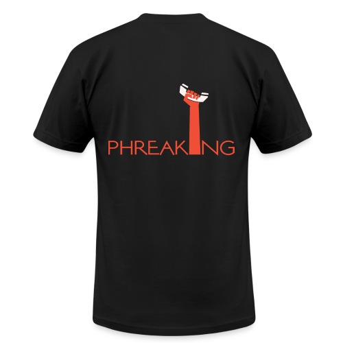 2600hz - Phreaking - Men's Fine Jersey T-Shirt
