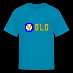 Y0L0 Tshirt - Kids' T-Shirt