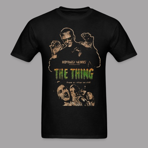 The Thing From Another World Men's T Shirt - Men's T-Shirt