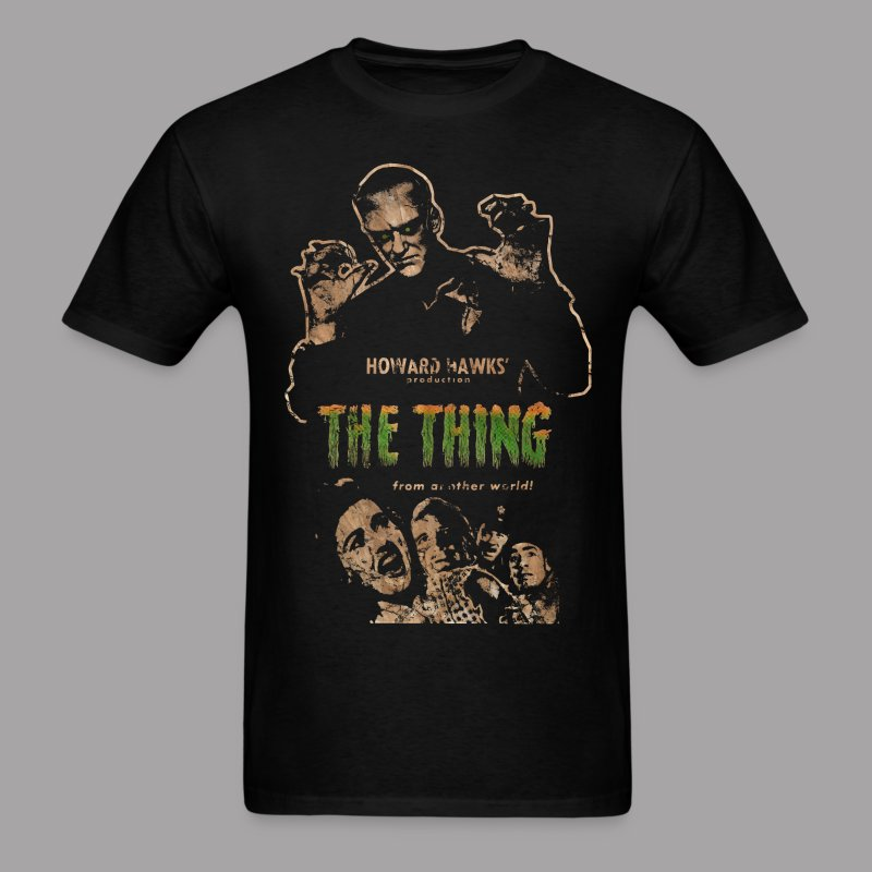 The Thing From Another World Men's T Shirt T-Shirt ...