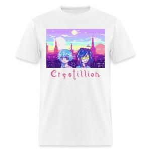 Pixel Crestillion Tee - Men's T-Shirt