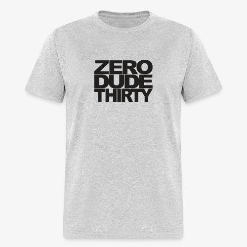 Official Zero Dude Thirty Logo Shirt - Men's T-Shirt