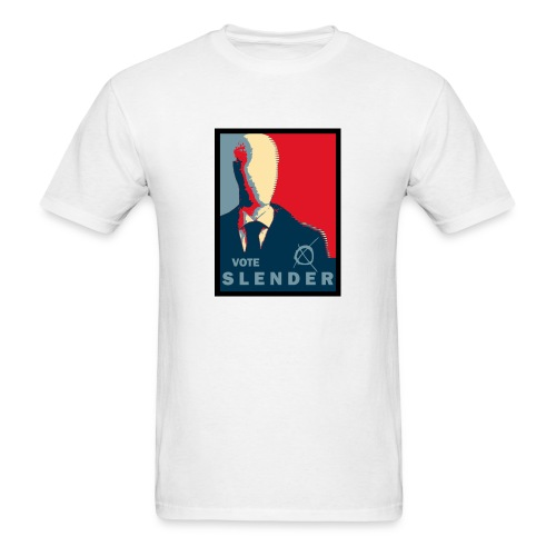 Vote Slender - Men's T-Shirt