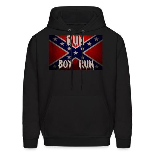 RUN BOY RUN Mens Hoodie - Men's Hoodie