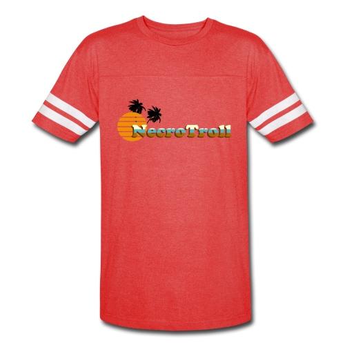 Necro Nostalgia - Vintage Sport T-Shirt