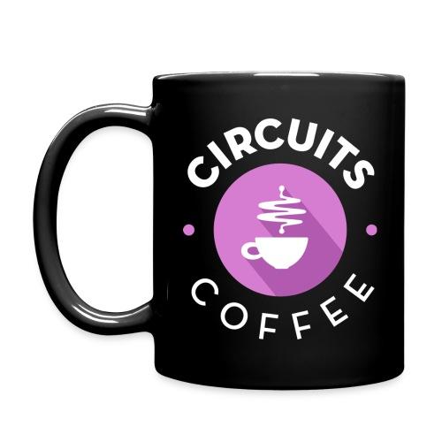 Logo Mug - CircuitsandCoffee - Full Color Mug