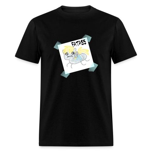 Fatass - Men's T-Shirt