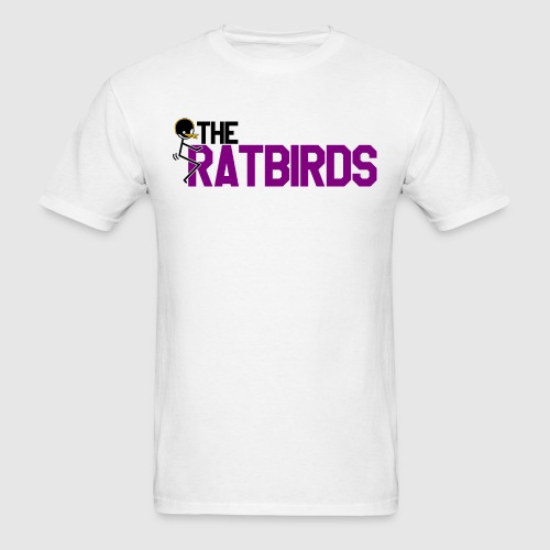 Ratbirds - Men's T-Shirt