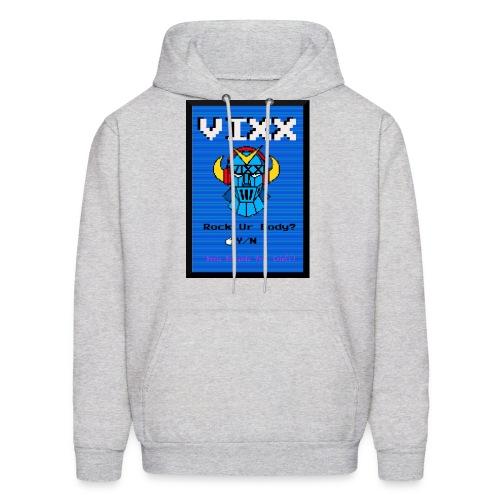 VIXX- Rock Hoodie - Men's Hoodie