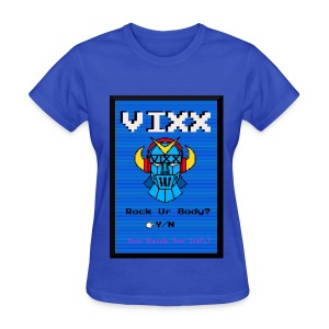 VIXX- Rock Women's Tee - Women's T-Shirt