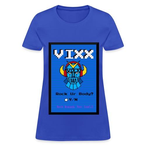 VIXX- Rock Women's Tee - Women's T-Shirt