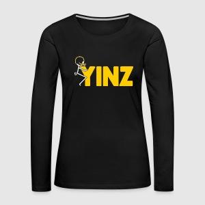 F-Yinz - Women's Premium Long Sleeve T-Shirt
