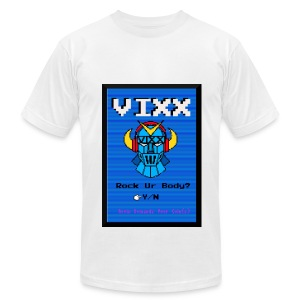 VIXX- Rock AA Tee - Men's T-Shirt by American Apparel