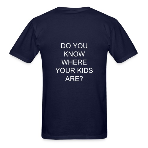 TT Know kids - Men's T-Shirt