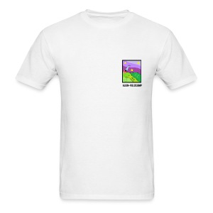 Alien Fields - Men's T-Shirt