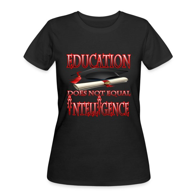 Education Does Not Equal Intelligence