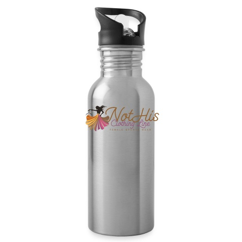 #NotHisClothing Workout Thirst Trap - Water Bottle