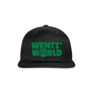 Wentz' World - Snap-back Baseball Cap