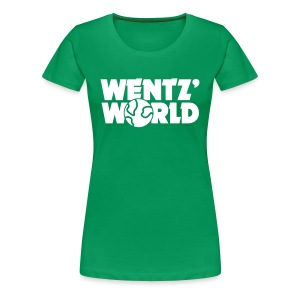Wentz' World - Women's Premium T-Shirt