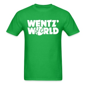 Wentz' World - Men's T-Shirt