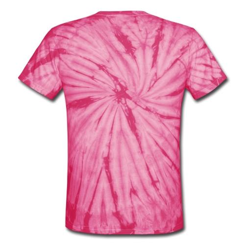 TIEDYEHALEY - Unisex Tie Dye T-Shirt