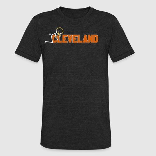 F Cleveland - Unisex Tri-Blend T-Shirt