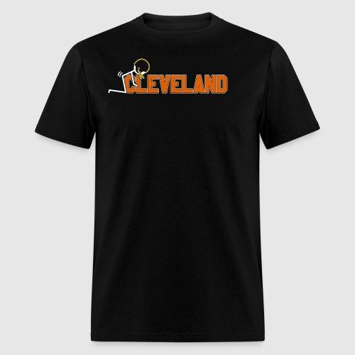F Cleveland - Men's T-Shirt