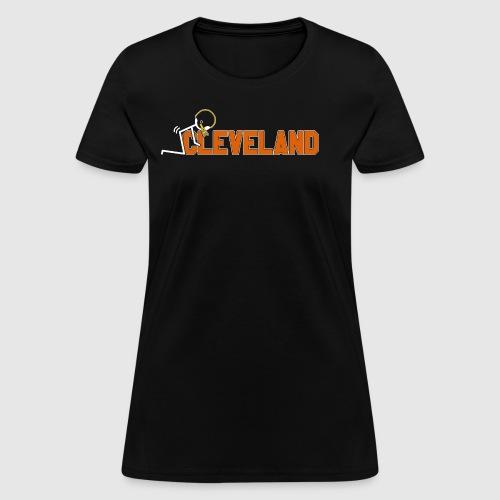 F Cleveland - Women's T-Shirt