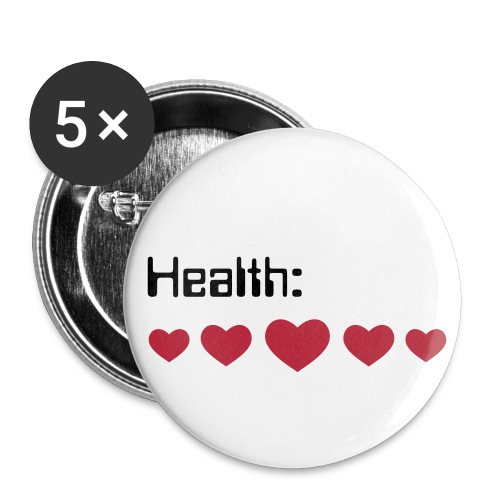 Health Meter - Small - Small Buttons