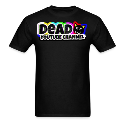 PhuCatGeek Dead YouTube Channel Tee - Men's T-Shirt
