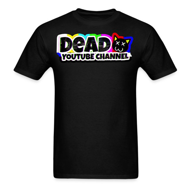 PhuCatGeek Dead YouTube Channel Tee