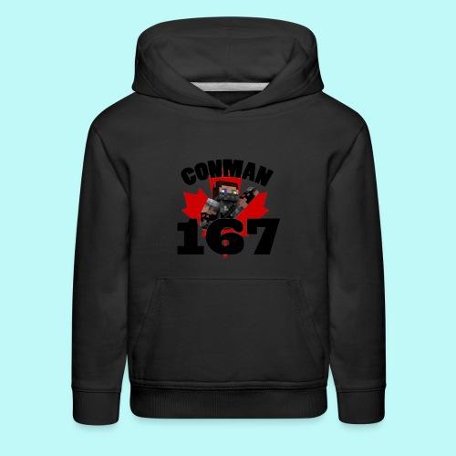 Conman Kids Hoodie - Kids' Premium Hoodie