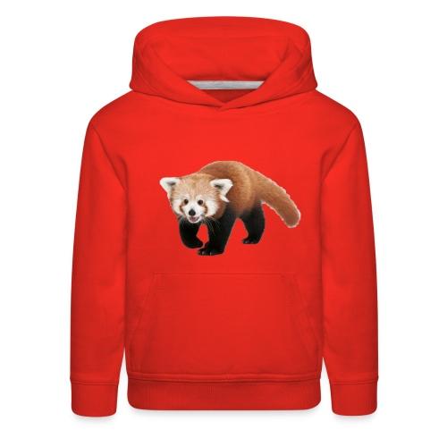 Hoodie with panda(Kids) - Kids' Premium Hoodie