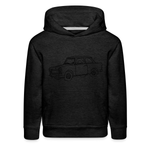 Car (Trabant) - Kids' Premium Hoodie