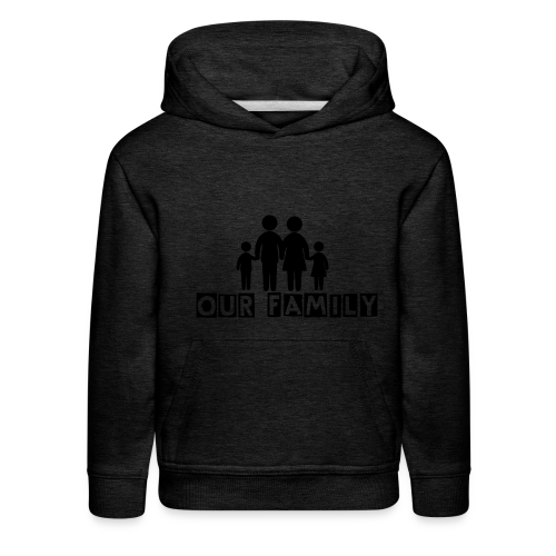 our family - Kids' Premium Hoodie